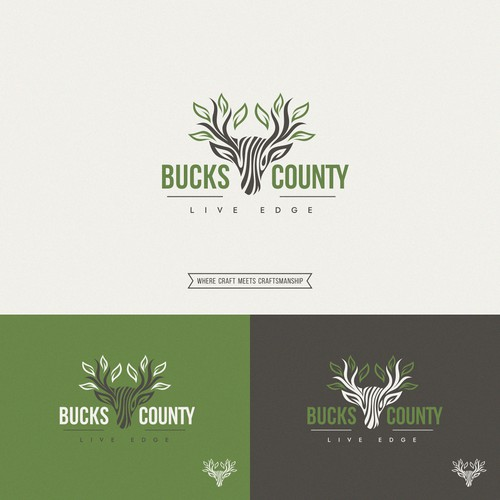 Bucks County Live Edge