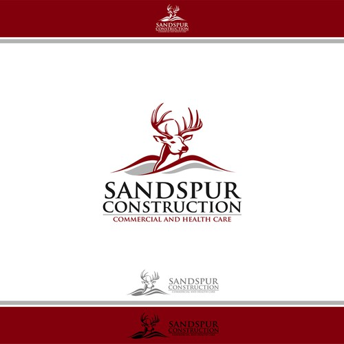 sandspur construction logo