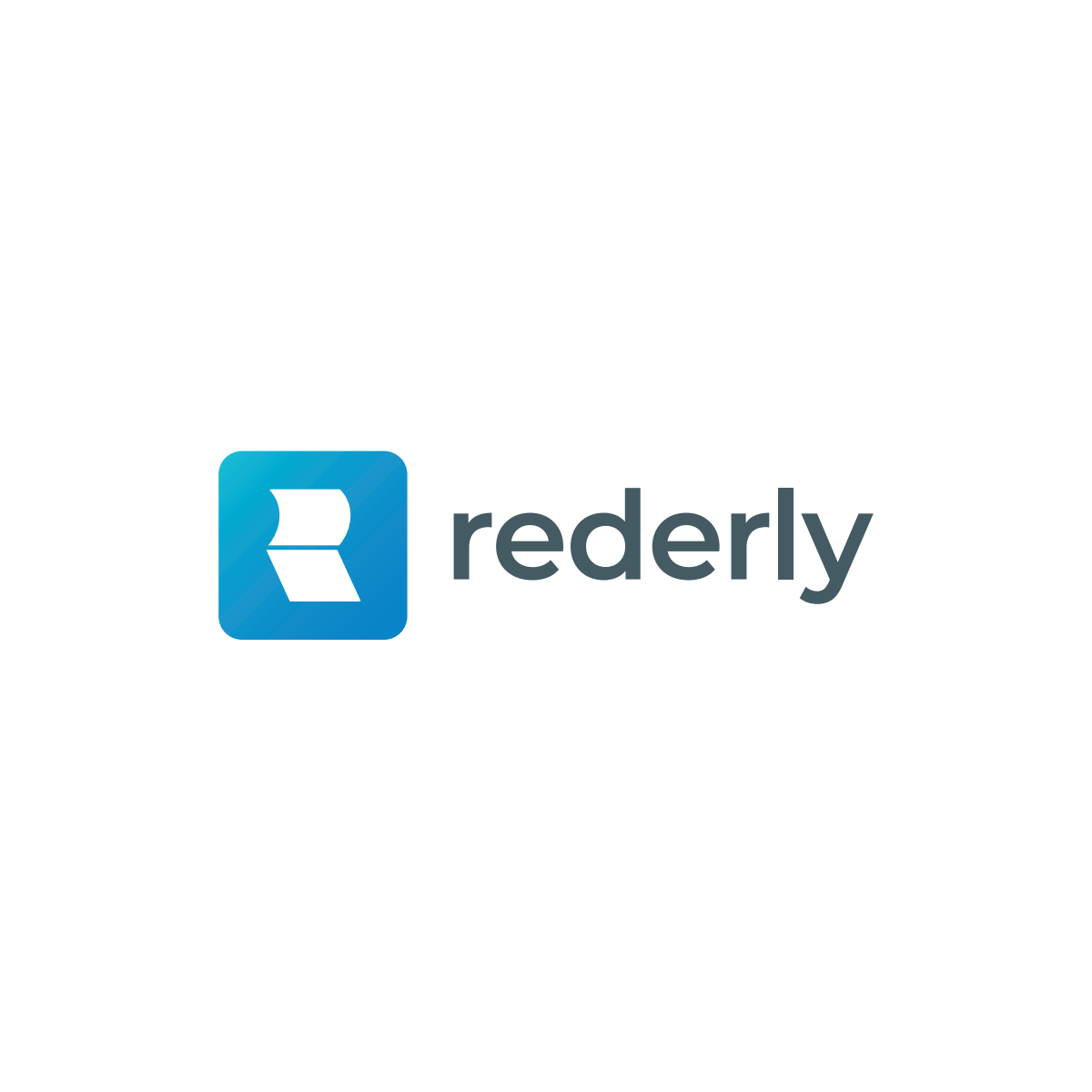 Logo & Brand Identity for an Education Technology Startup (Rederly)