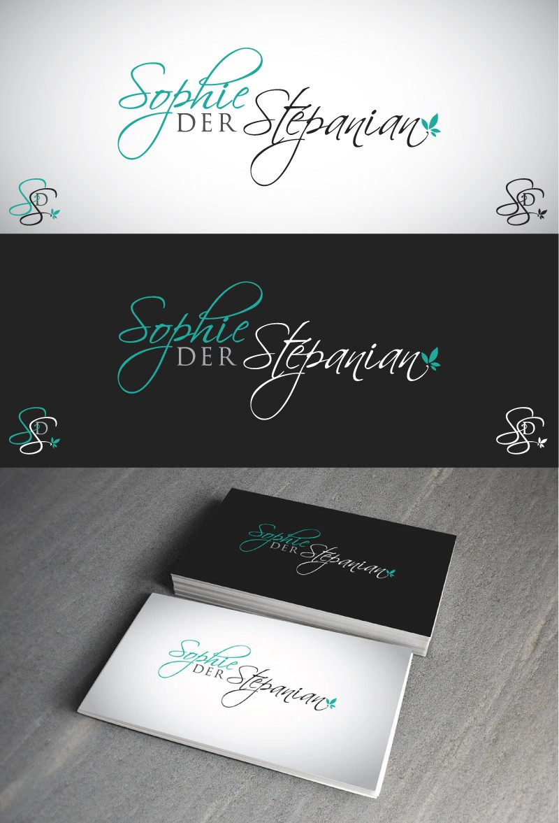 Help Sophie der Stépanian with a new logo