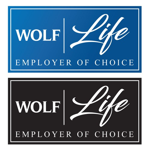 Logo for Wolf Life