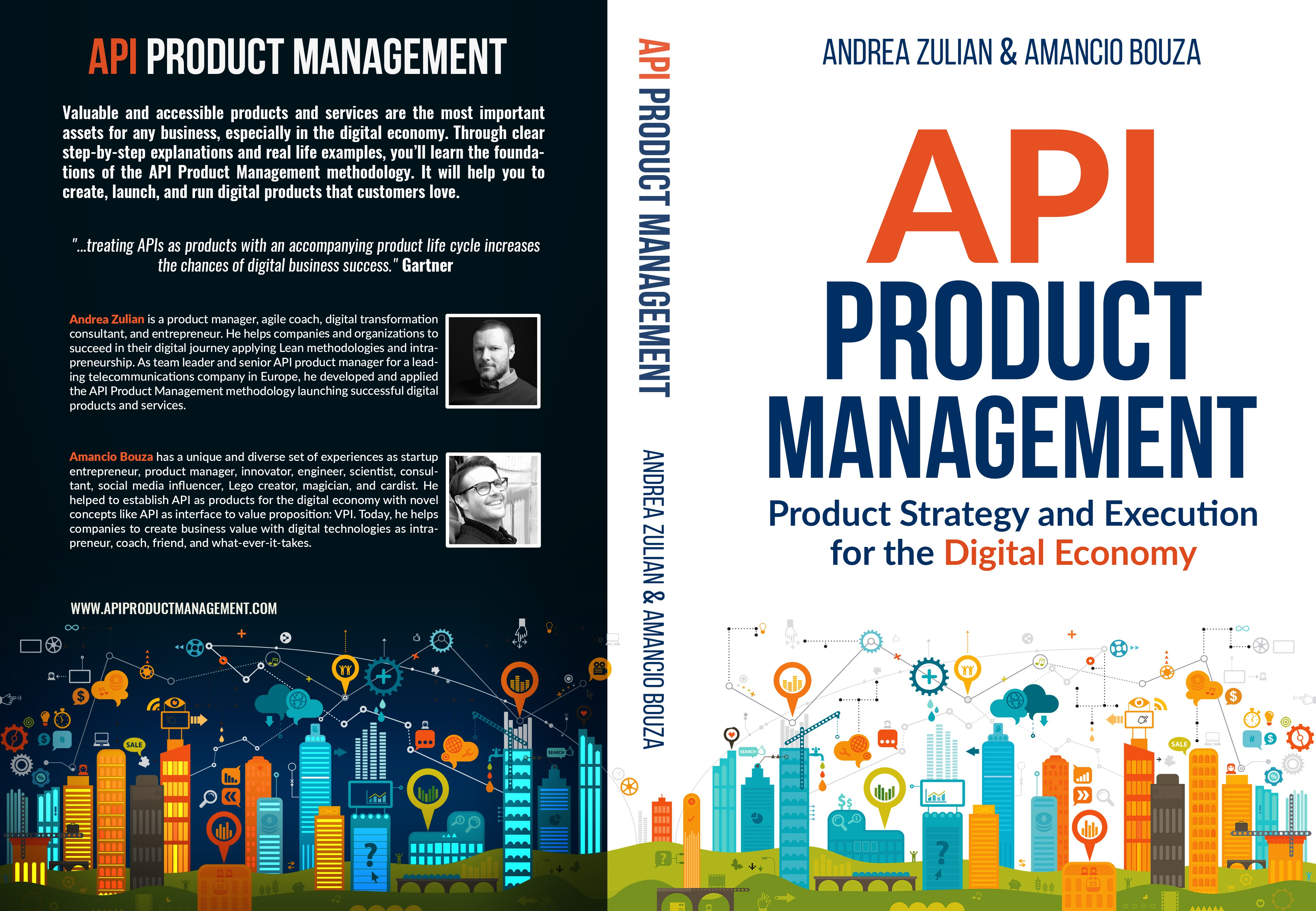 API Product Management Book Cover