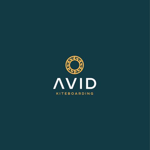 Avid Kiteboarding Logo