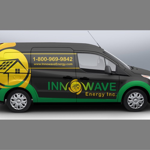 van wrap for innowave