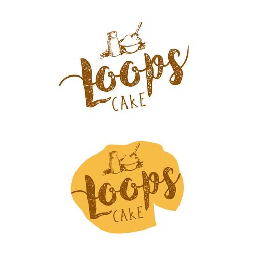 Loops Cake