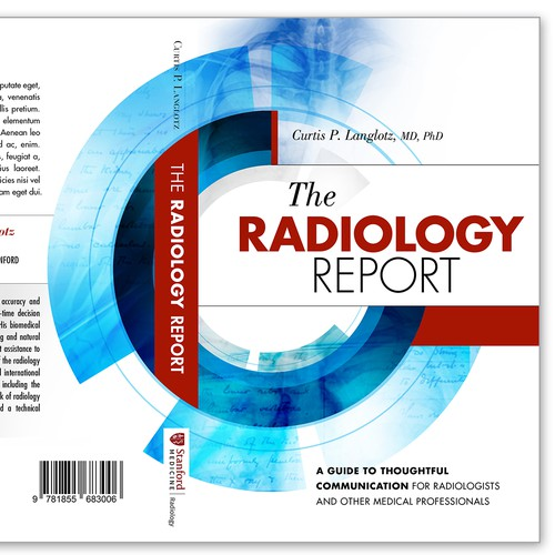 Book cover from a guide to thoughtful communication for radiologists
