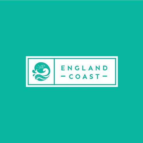 The logo for England Coast