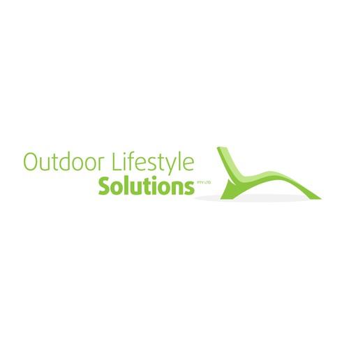 Bold Logo for Home Furnishing Company