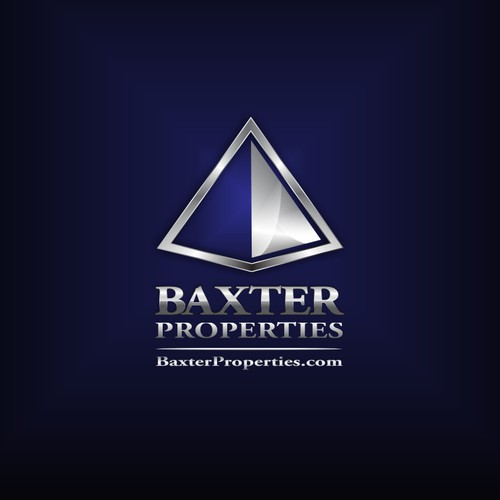 Create the next logo for Baxter Properties