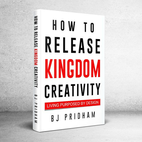 ebook cover for how to release kingdom creativity
