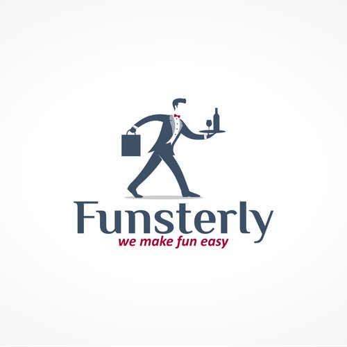 Logo Design for Funsterly