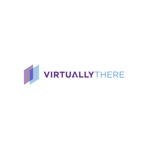 Logo for Virtuallythere
