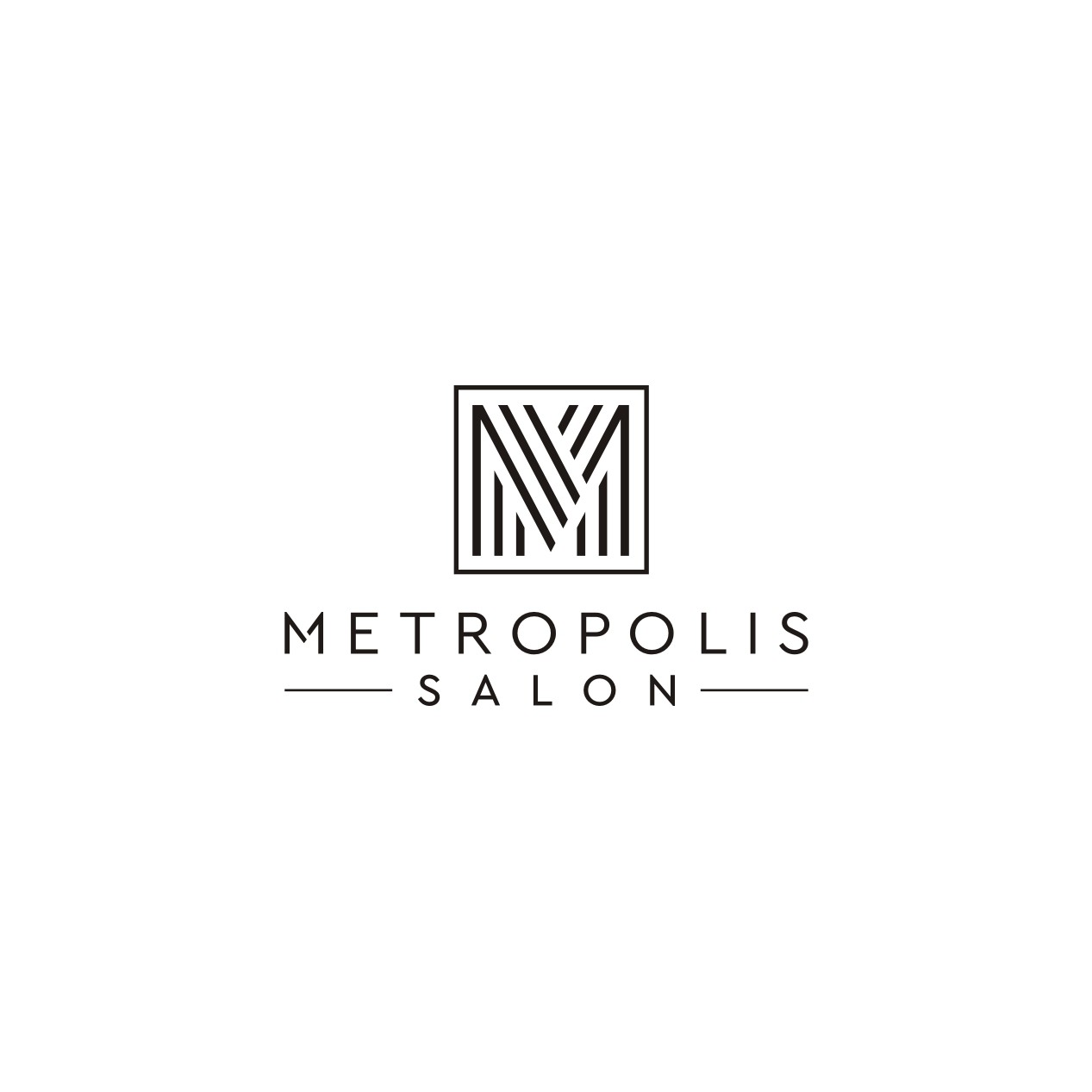 Elevated Logo for a Modern Salon Catering to Upper Middle Class - Wealthy Women