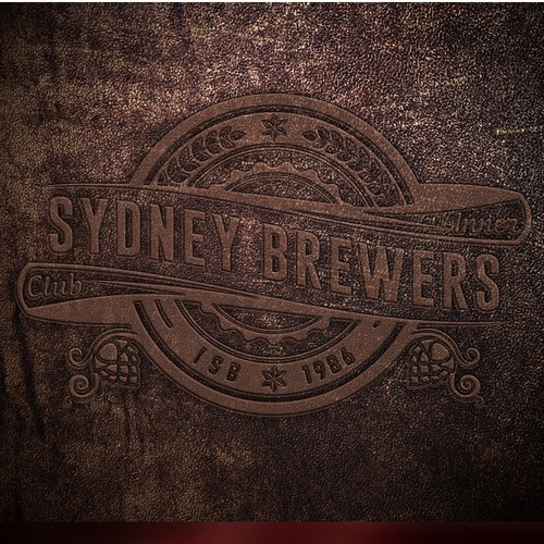 Logo design for Sydney brewing club