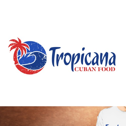 Help Tropicana Cuban Food with a new logo
