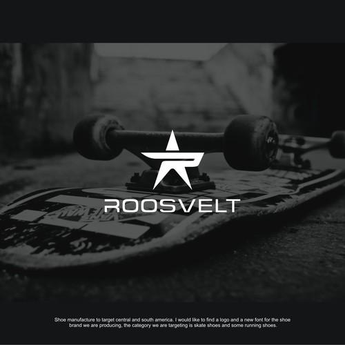 Roosvelt Logo Design