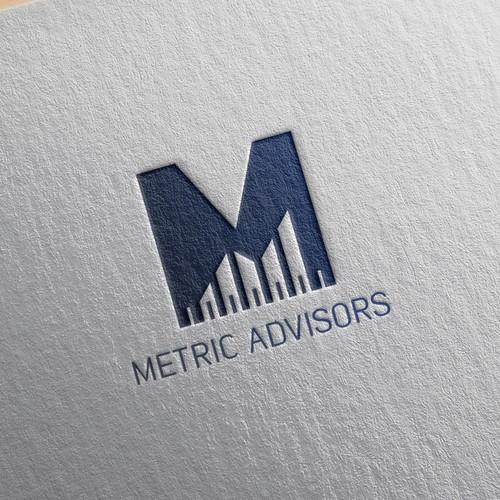 Create a new logo & business card for an innovative financial advisory firm