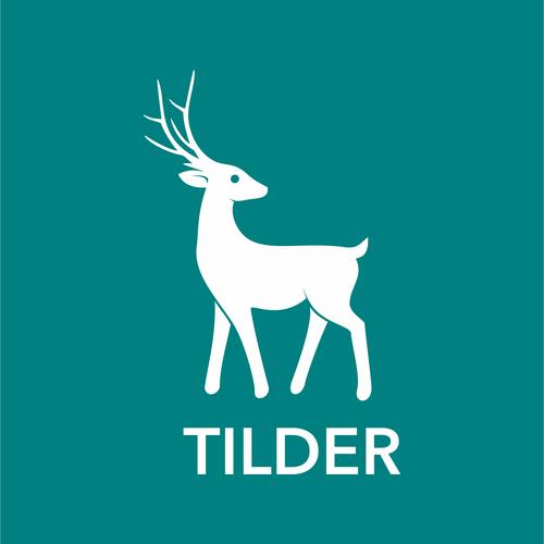 Tilder Logo Design