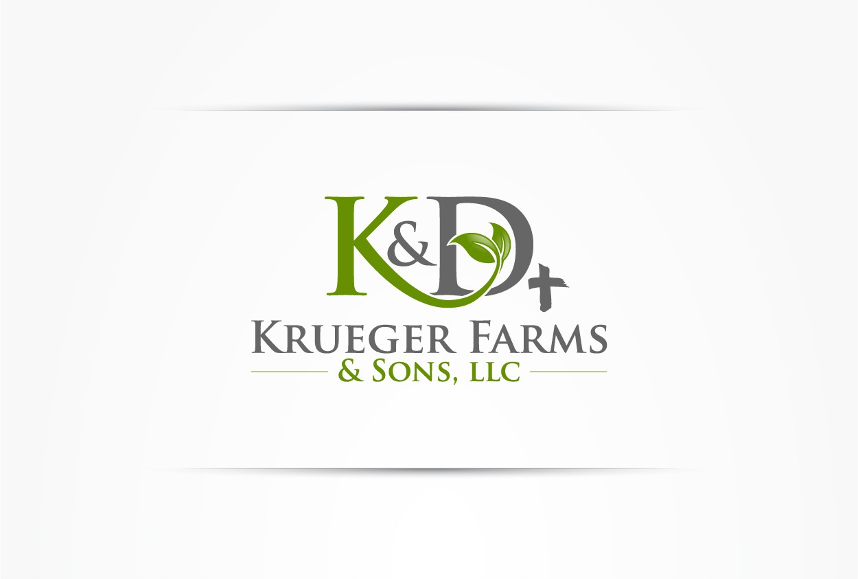 Help K & D Krueger Farms & Sons, LLC with a new logo
