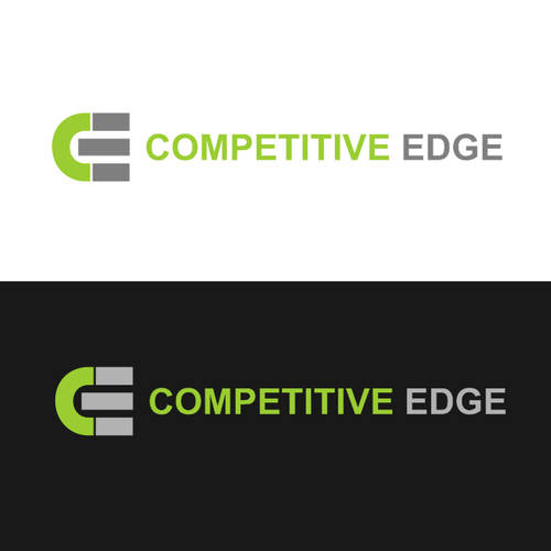 Logo for new innovate information analytics company - Competitive Edge