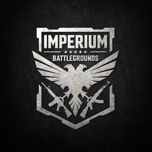IMPERIUM BATTLEGROUNDS Logo Design