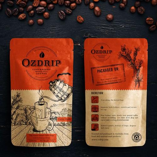 Ozdrip Coffee