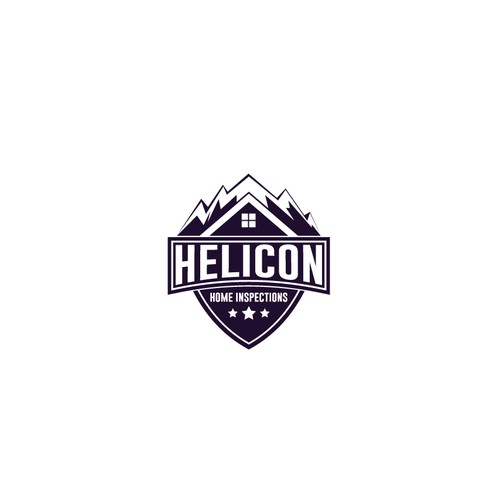 Logo design for Helicon