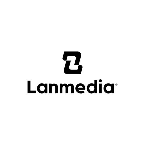 Lanmedia Logo