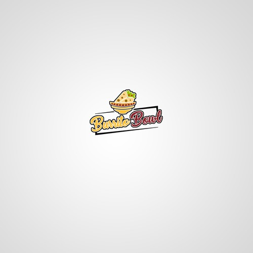 Logo Concept for Burrito Bowl
