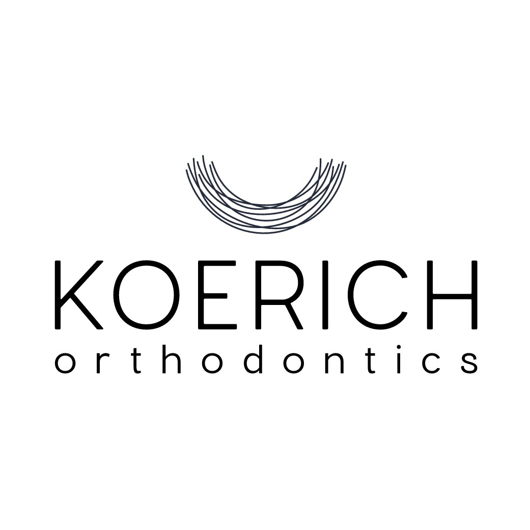 Design a simple, modern logo for a young, friendly orthodontist