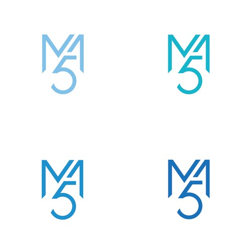 Final logo for Initial MA5