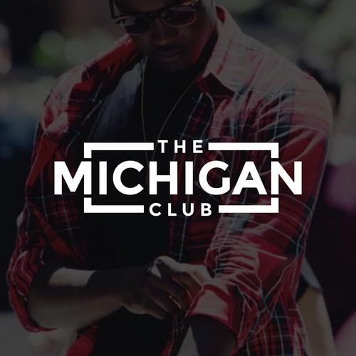 Michigan Club Brand Identity
