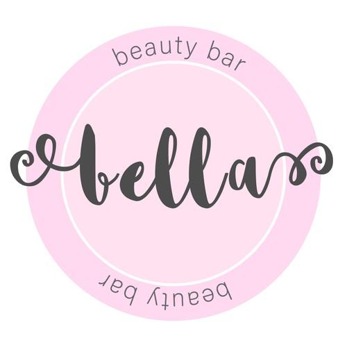 "Logo to beauty salon ""Bella"""