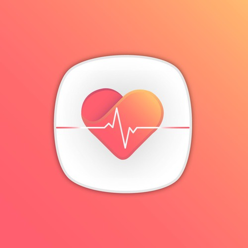 App icon for health