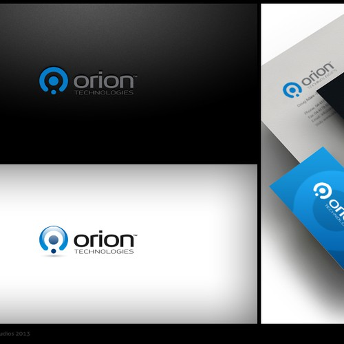 Orion Technologies needs a new logo and business card