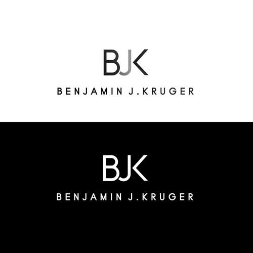 BENJAMIN  J . KRUGER CONCEPT LOGO