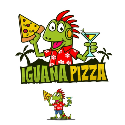 Iguana Pizza