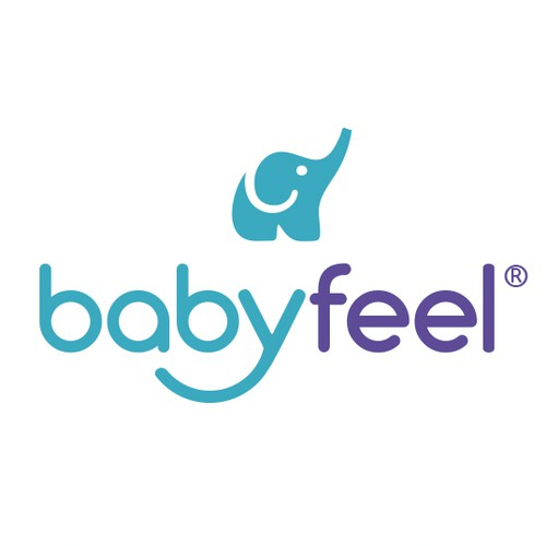Logodesign for babyfeel