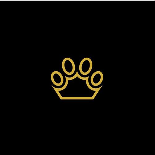 Paw Dog Crown