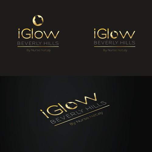 Luxury Skincare Logo