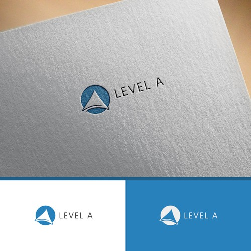 Level A Advertising Logo contest