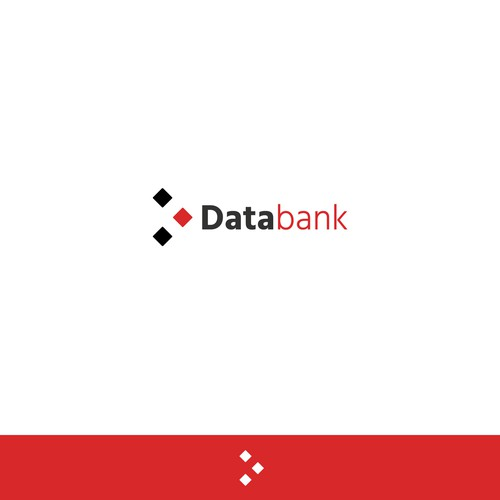 Databank logo concept