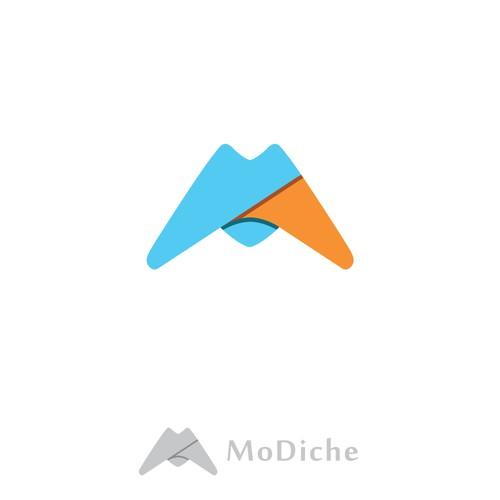 Logo concept for MODICHE