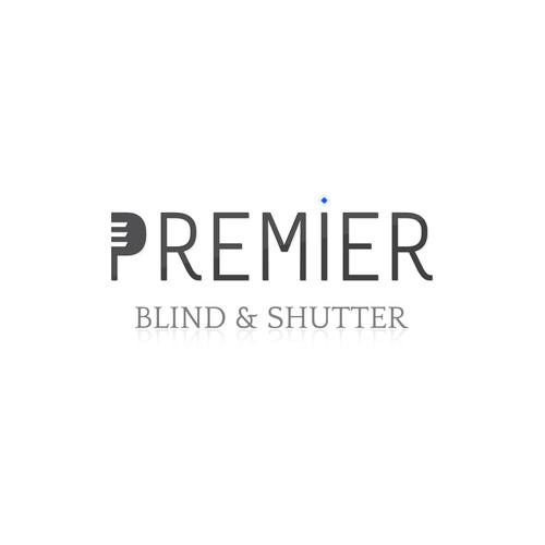 logo for Premier Blind & Shutter