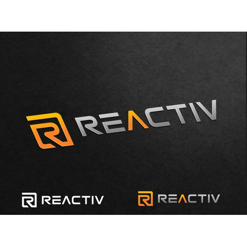 Create the next logo for Reactiv