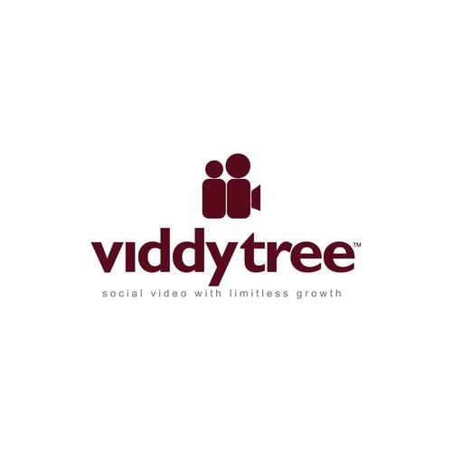 MORE $$$$ TOMORROW for Sleek/Savvy social video agency logo- ViddyTree