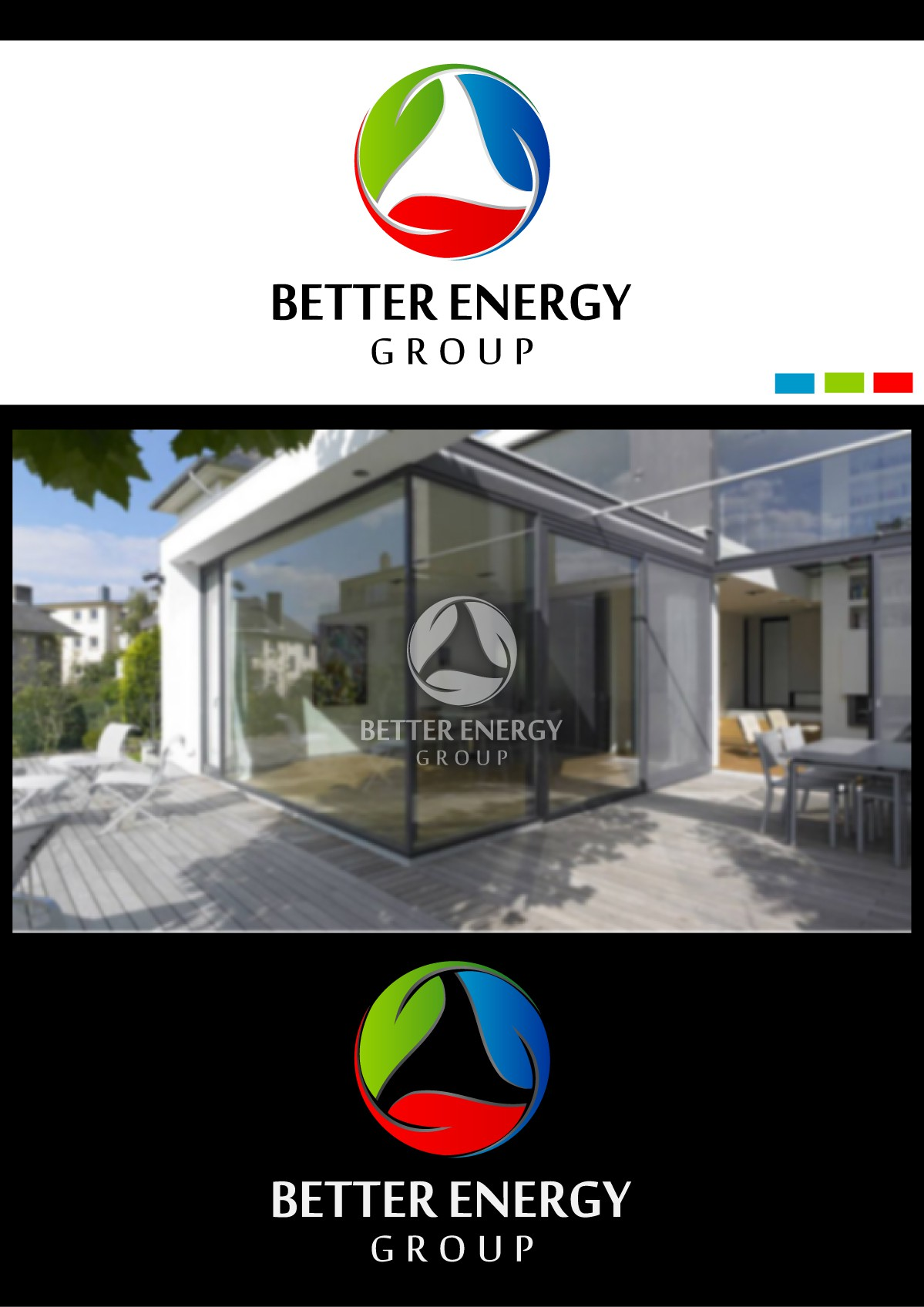 Help Better Energy Group with a new logo