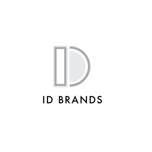ID Brands Logo fashion company