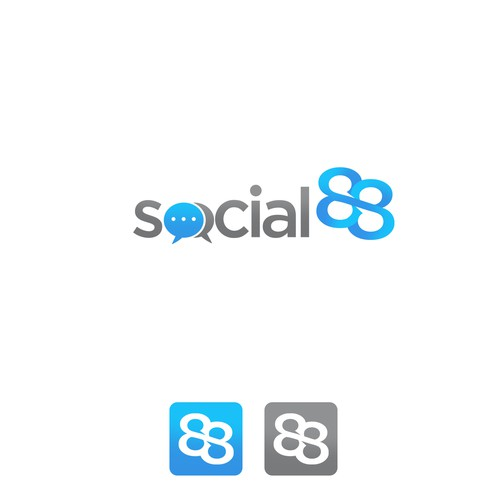Logo for Social88