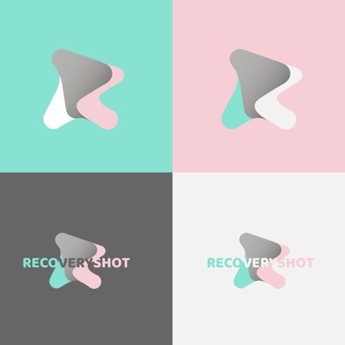 RECOVERY SHOT - Logo Design